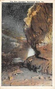 Star Chamber Mammoth Cave National Park, Kentucky, USA 1921