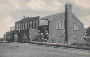 Pennsylvania New Wilmington Gymnasium Westminster College Albertype