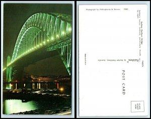 AUSTRALIA Postcard - Sydney Harbor Bridge P20