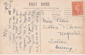 Post Card Sussex ComptonN Church