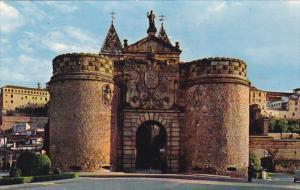 Spain Toledo Puerte de Bisagra 1966