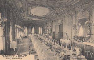 MARSEILLE , France , 00-10s ; Palace-Hotel Restaurant La Reserve