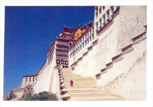 Potala Palace , Lhasa , Tibet , China, 1990s #9