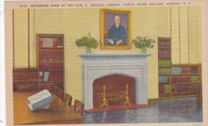 North Carolina Hickory Reference Room Of The Carl A Rudisill LIbrary Lenoir R...