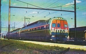 Amtrak's Metroliner Philadelphia To Harrisburg
