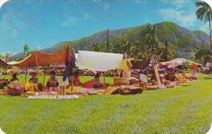 Market Place Pago Pago Samoa