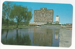 Mexico O'Gorman Mosaic Mural Ciudad National University