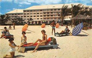 Emerald Beach Hotel Nassau, Bahamas Virgin Islands 1959