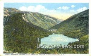 Echo Lake Franconia Notch NH Unused