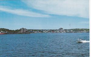 Dartmouth as Seen From Halifax Harbour, DARTMOUTH, Nova Scotia, Canada, 40-60´