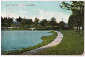 University Park, Worcester MA