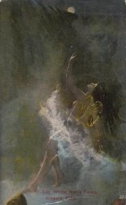 New York Niagara Falls The White Man's Fancy Indian Legend 1915