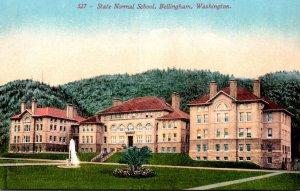 Washington Bellingham State Normal School