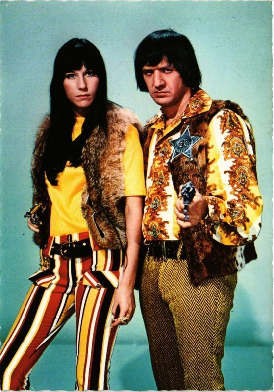 CPM Sonny and Cher, MUSIC STAR (718602)