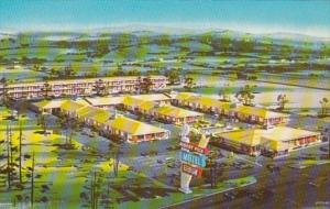 Tennessee Chattanooga Albert Pick Motel South Broad Street