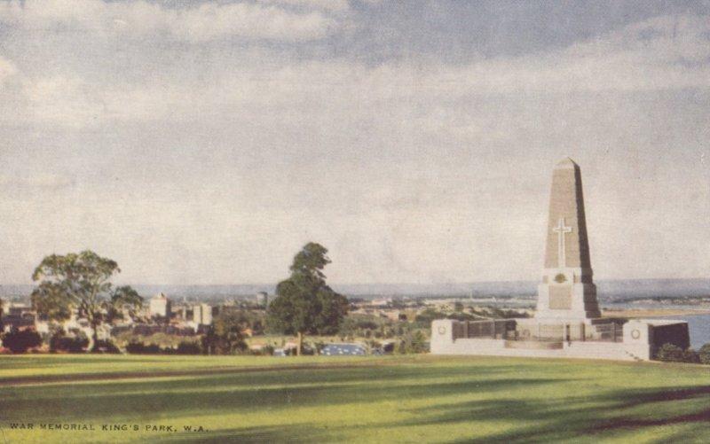PERTH , Australia , 30-40s ; War Memorial , King's Park