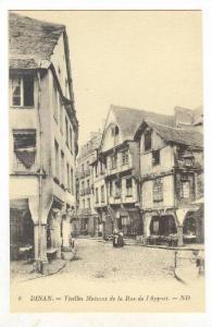 Vieilles Maisons De La Rue De l'Apport, Dinan (Côtes-d'Armor), France, 1900-...