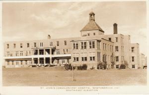 RP : NEWTONBROOK , Ontario , 1910-20s ; St John's Convalescent Hospital