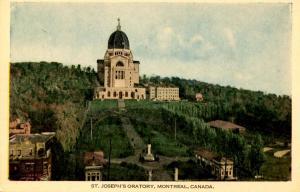 Canada - Quebec, Montreal. St Joseph's Oratory