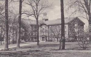 Indiana Richmond Carpenter Hall Earlham College Albertype