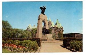 National War Memorial, Ottawa, Ontario,