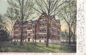 SPRINGFIELD, Missouri, PU-1908; Pearson Hall