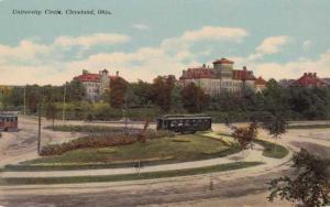 Trolley at University Circle - Cleveland, Ohio - DB