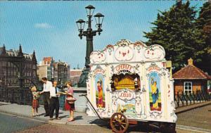 Netherlands Amsterdam Draaiorgel Barrel Organ