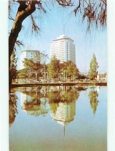 Dusit Thani Hotel Motel Bankok Thailand Western International H  Postcard  #6888