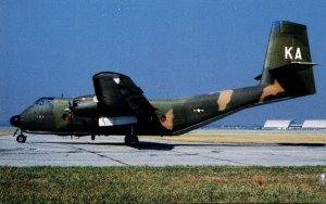 DeHavilland C-7A Caribou