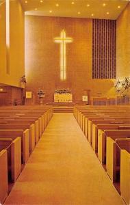 Stewart Washington~Gethsemane Lutheran Church~Sanctury~Pastor JB Weaver~1978 PC