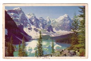 Valley of Ten Peaks, Moraine Lake, Banff National Park, Alberta, Morris Taylor