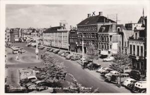 RP; GRONINGEN, Netherlands; Gedemple Zuiderdiep met Hoel Weeva, Classic Cars,...