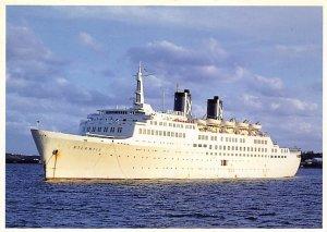 SS Atlantis Chandris Line Ship Unused