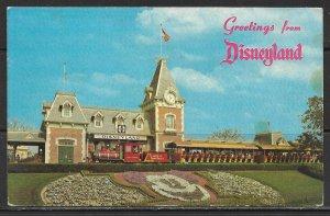 California, Anaheim - Greetings From Disneyland - [CA-318]