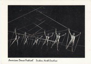 DURHAM , North Carolina, 1990s; American Dance Festival
