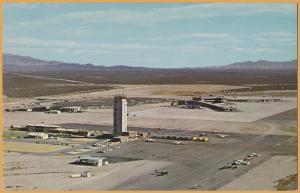 Tucson, Arizona, Tucson International airport, early 1960's