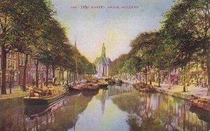 Netherlands Hague Turf Market