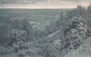 West Virginia Lewisburg Midland Trail West Of Lewisburg
