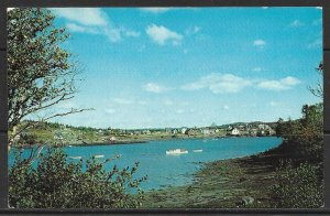 Maine, Cutler - Beautiful Small Harbor Down East - [ME-051]