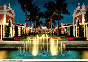 Florida Palm Beach Royal Poinciana Shopping Plaza