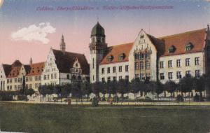 Oberpolfdirektion U. Kaifer=Wilhelm-Realggmnafium, COBLENZ (Rhineland-Palatin...