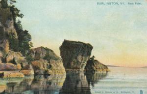 BURLINGTON, Vermont, 00-10s; Rock Point, TUCK # 5859