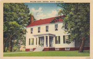 Willow Oaks, Draper, North Carolina, 30-40s