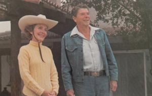 President Reagon , 1981