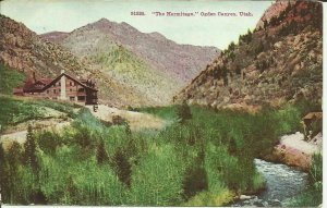 Ogden Canyon, Utah, The Hermitage