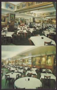 Haussners Restaurant,Baltimore,MD Postcard