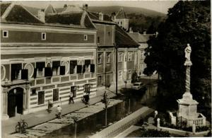 CPA Koszeg Jurisics ter HUNGARY (846052)