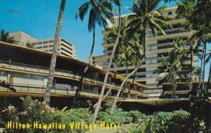 Hawaii Waikiki Hilton Italian Village Hotel