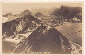 RP, Aerial View, Rio De Janeiro, Brazil, 1920-1940s